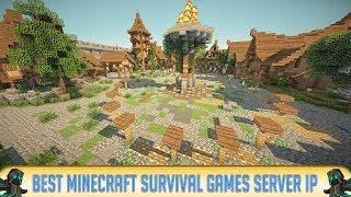 ✔ Minecraft 1.14: Best Multiplayer Survival Games Server