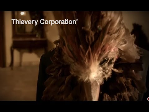 Thievery Corporation - Is It Over? Ft. Shana Halligan [Official Music Video]