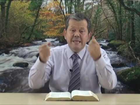 Pr Adail - Endireitai as vossas veredas. ( Mateus 3: 2- 3, 7 -10 e 12: 1)