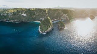 The paradise Island Nusa Penida