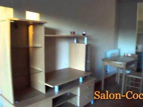 Pisos Zamora -Piso en venta con 1 habitación y terraza - Morales del Vino (Zamora) -Ref 01832