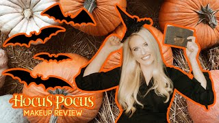 Hocus Pocus Makeup Review