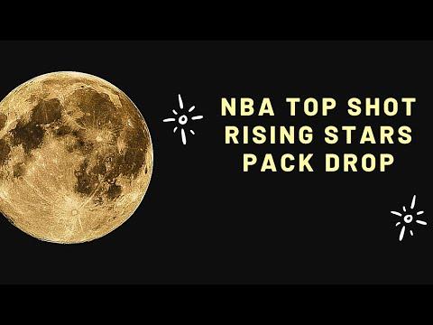 NBA TOP SHOT: RISING STARS PACK DROP!