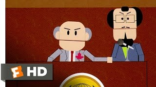 Aboot Canadians - South Park: Bigger Longer & Uncut (5/9) Movie CLIP (1999) HD