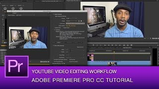 How to Edit YouTube Videos in  Premiere Pro [YouTube Video Editing Tutorial]