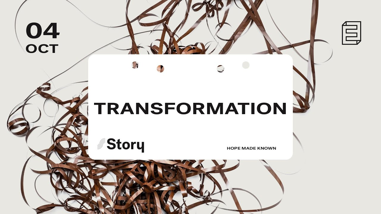 Story | Transformation Cover Image