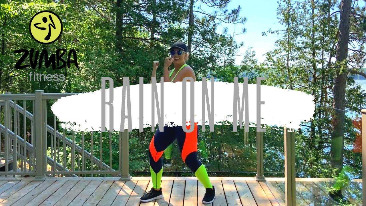 Rain On Me - Lady Gaga & Ariana Grande | Zumba® Fitness/Dance Fitness Choreography