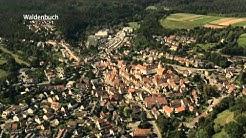Luftportrait Waldenbuch