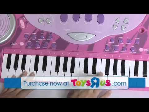 Dream Dazzlers Keyboard