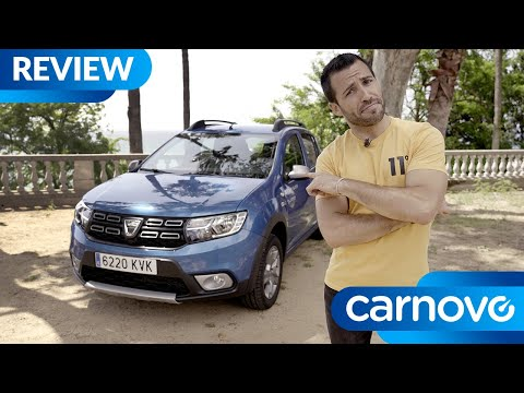 Dacia Sandero Stepway GLP 2019 - SUV / Opinión / Review / Prueba / Test en español | Carnovo