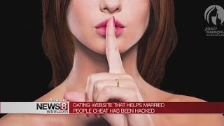 Ashley Madison dating site hacked