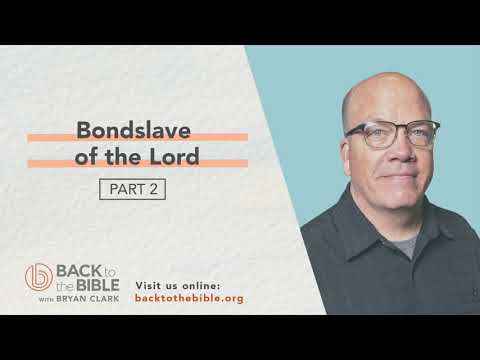 2019 Christmas Series - Bondslave of the Lord Pt. 2 - 10 of 12