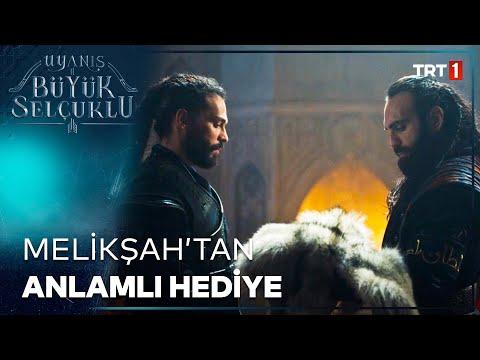Sultan Melikşah'tan Anlamlı Hediye! | Uyanış: Büyük Selçuklu 16. Bölüm