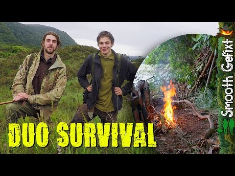 Duo Survival: 72 hours, One tool each