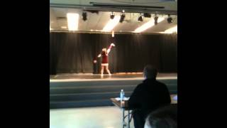 2011 NCA Hip Hop dance at Miss Aquafest Pageant