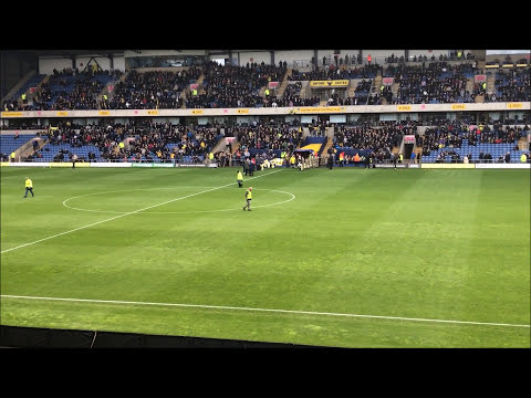 Oxford United Vs Rotherham United - Match Day Experience
