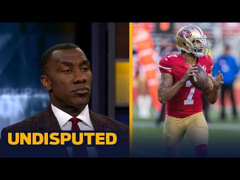 Colin Kaepernick files a grievance against NFL owners alleging collusion | UNDISPUTED