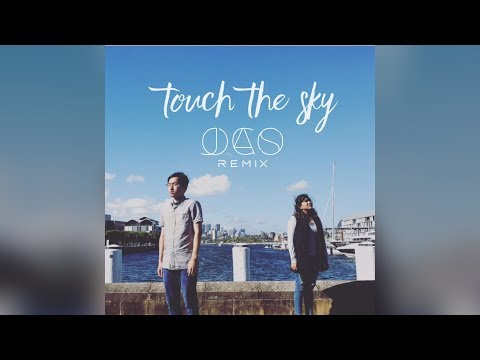 Hillsong UNITED - Touch The Sky (Jocaso Remix, cover by Gea and Albert)