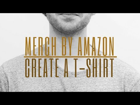 MERCH BY AMAZON  | Inspiration & Creation of Design