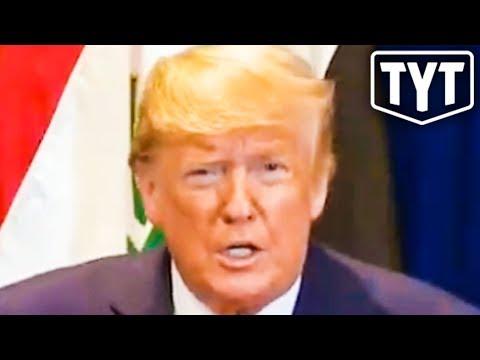 Trump Accidentally Reveals Syria Plan