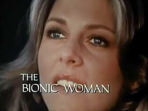 'The Bionic Woman'  Theme HQ  FULL ORIGINAL