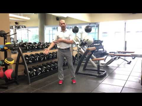 Strength as a Component of Golf Fitness
