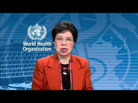 Margaret Chan: Perspectives on Clean Cooking