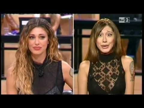 Intervista doppia: Belen Rodriguez VS Belen Rodriguez alias Virginia Raffaele - Quelli che...