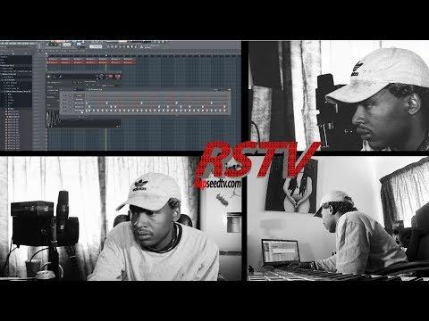 @KwestaDaKAR's Right Hand producer Makwa Music Makes A Beat In 10 Minute For