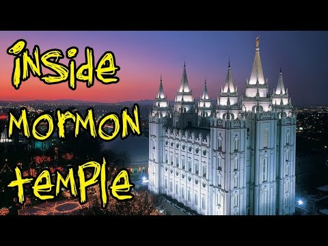 We Got Into A SACRED Mormon Temple