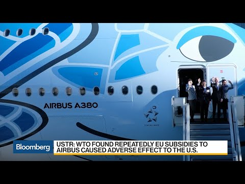U.S. Proposes Tariffs in Response to EU Airbus Subsidies