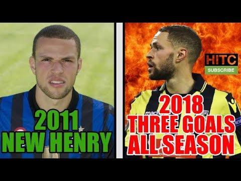 8 Players Dubbed The Next Thierry Henry - But Weren't