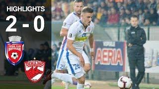 Rezumat: FC Botosani - Dinamo 2-0