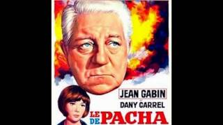 le pacha ( batucada meutriere  version 1  )  michel colombier 1968
