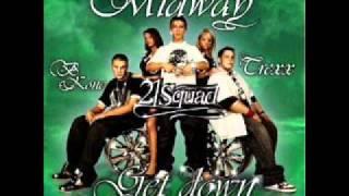 Midway Feat Trexx B Kone Get Down Remix HOT R B