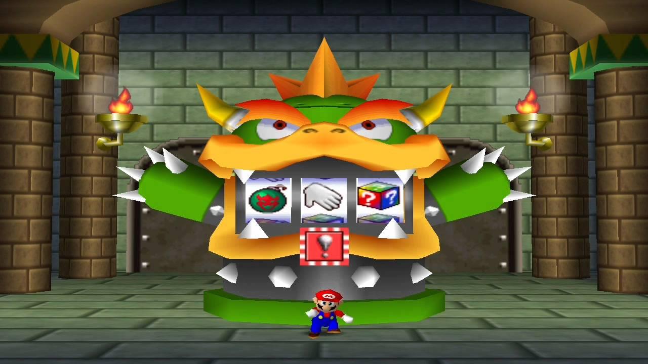 Mario Party 2 Bowser Land