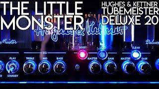 The Little Monster:   Hughes & Kettner Tubemeister Deluxe 20