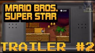 Mario Bros. Super Star Trailer 2 FEAT. Onion Oasis!