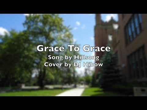 Grace To Grace - Hillsong | Piano Cover Karaoke Version