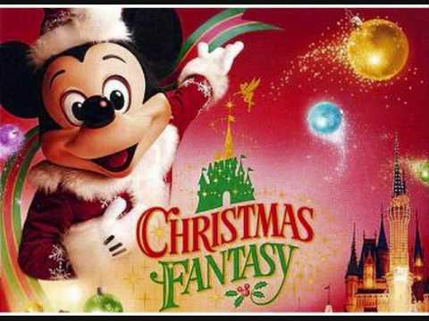 Disneyland music- A Christmas Fantasy Parade