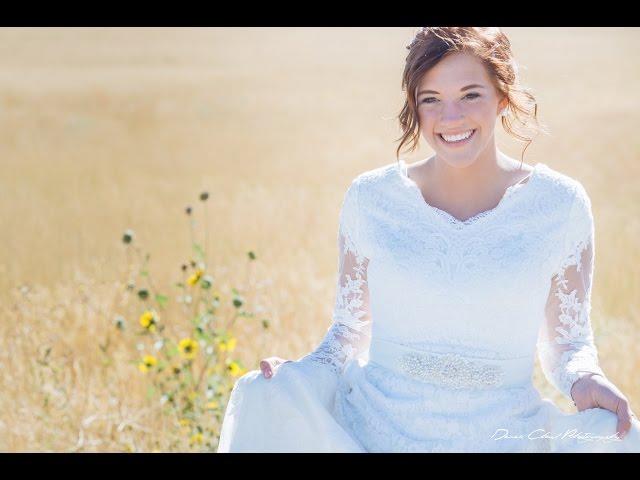 Austin & Emily - A Wedding in Idaho Falls, Idaho