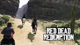"""RED DEAD REDEMPTION - #3: Retorno e """"início"""" da Série"""
