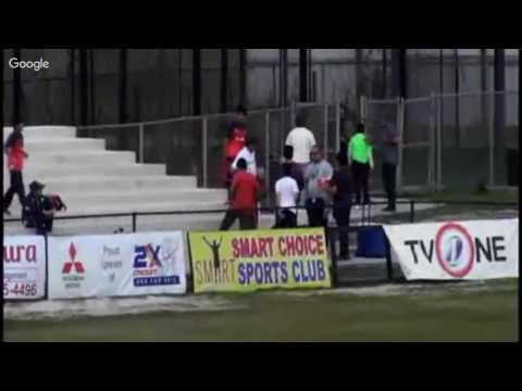 LIVE Test from Moosa stadium