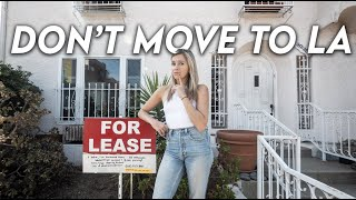 Why You Should NΟT Move To LA in 2021