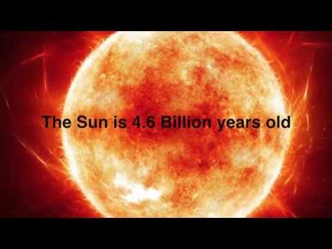 Fun Facts About the Sun - YouTube