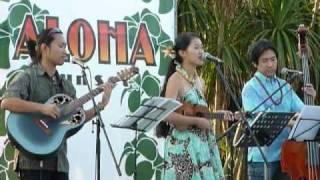Video IZUMI E Ku'u Lei @Aloha Sunset 2009 download MP3, 3GP, MP4, WEBM, AVI, FLV Desember 2017