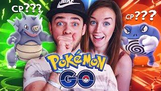 Pokemon GO - EPIC EVOLUTIONS + LEVEL 25!