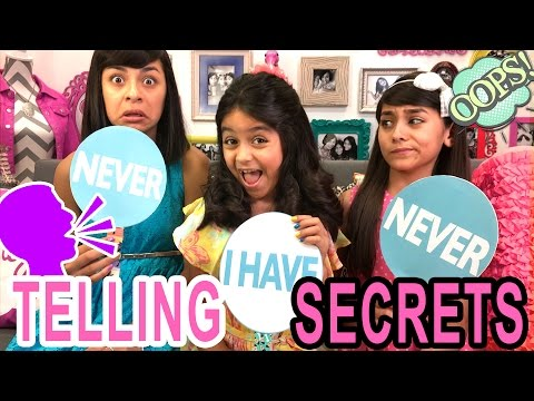 Telling Secrets - Never Have I Ever : SO CHATTY // GEM Sisters