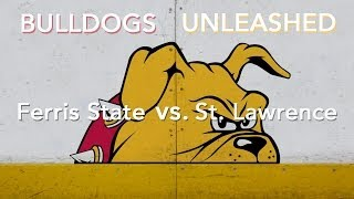 College Hockey All-Access - Ferris State Bulldogs vs. St. Lawrence Saints