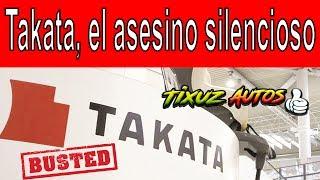 Takata, el asesino silencioso que todos tenemos en los autos. / noticias / analisis / mexico / fiat